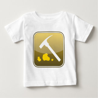 Webnuggetz Logo Clean Baby T-Shirt