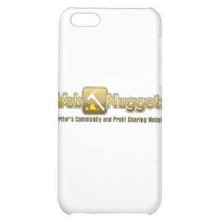 Webnuggetz logo case for iPhone 5C