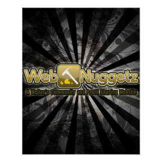 Webnuggetz Logo Poster Posters