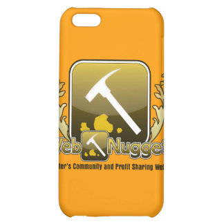 Webnuggetz Logo Version 5 iPhone 5C Cover