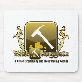 Webnuggetz Logo Version 5 Mouse Pad