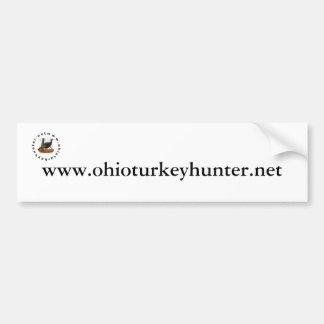 Website address Decal Bumper Sticker