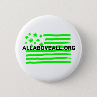 Website / Flag Pinback Button