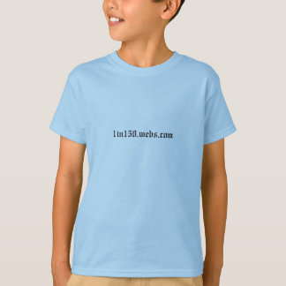 Website Kid's Tee