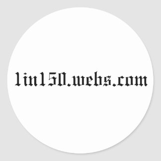 Website Sticker