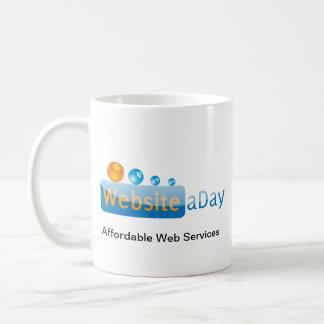 WebsiteaDay-Logotipo-Nuevo Taza Clásica