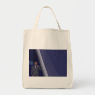 WebSpyGuy Organic Grocery Tote