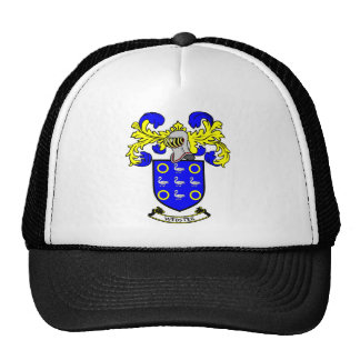 WEBSTER Coat of Arms Mesh Hats