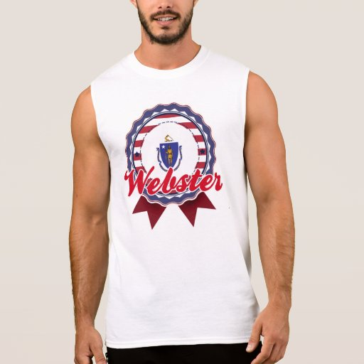 Webster, mA Camisetas Sin Mangas