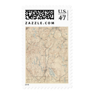 Webster, Massachusetts Postage