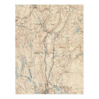 Webster, Massachusetts Postcard