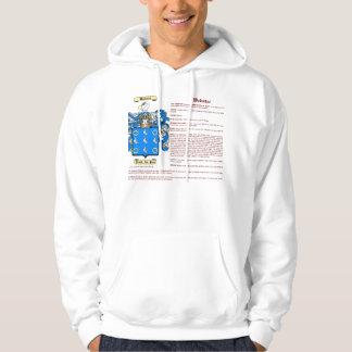 Webster (meaning) hooded sweatshirt