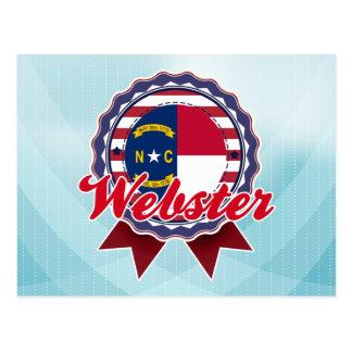 Webster, NC Postcard