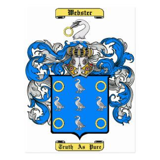 Webster Postcard