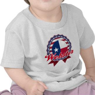 Webster TX Camiseta