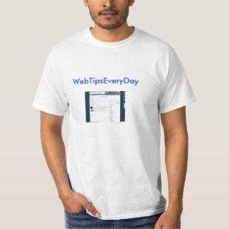 WebTipsEveryDay T-Shirt
