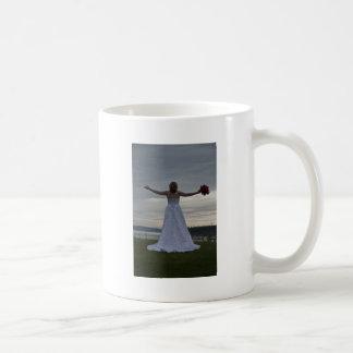 WedArmsOutVert091810 Coffee Mug