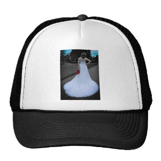 WedBackImpatientGlowR091810 Trucker Hat