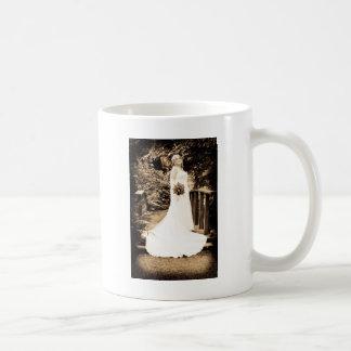 WedBridgeSepiaR091810 Coffee Mug