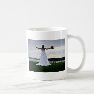 WedCliffR091810Hor Coffee Mug