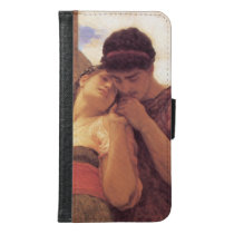 Wedded by Lord Frederick Leighton Samsung Galaxy S6 Wallet Case