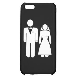 WEDDING01 MARRIAGE WEDDING MAN WOMAN LOVE CASE FOR iPhone 5C