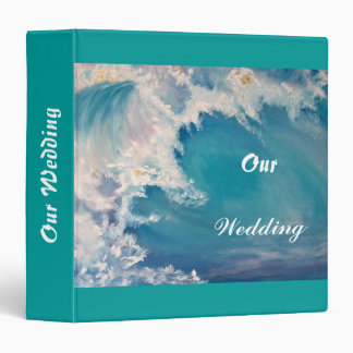 wedding album 3 ring binder