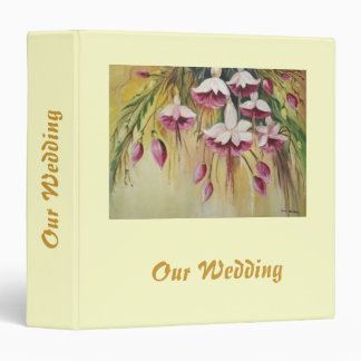 wedding album binder