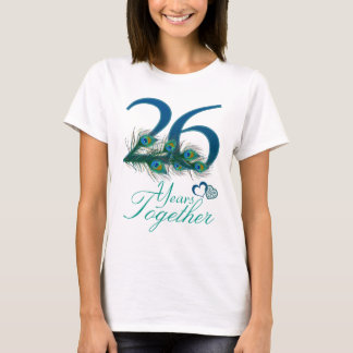 wedding anniversary / 26 / 26th / number 26 T-Shirt
