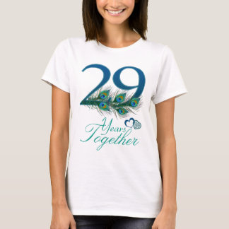 wedding anniversary / 29 / 29th / number 29 T-Shirt