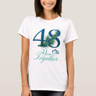 wedding anniversary / 48 / 48th / number 48 T-Shirt