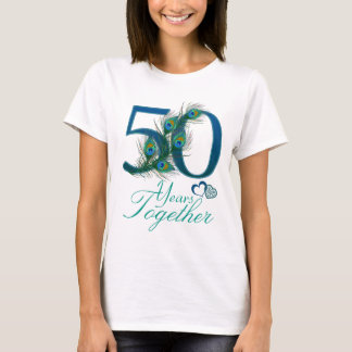 wedding anniversary / 50 / 50th / number 50 T-Shirt
