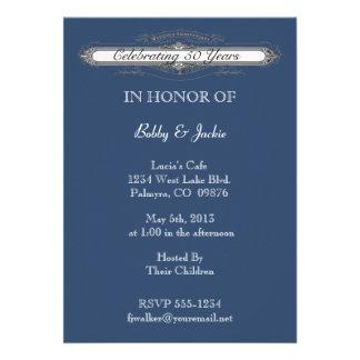 Wedding Anniversary Announcements