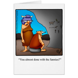 Wedding Anniversary Humor Greeting Card