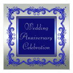 Wedding Anniversary Invitation