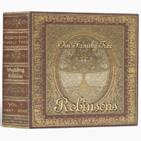 Wedding | Antique Book Look Binder