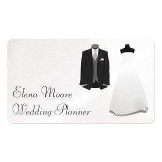Wedding Attire Business Card Templates
