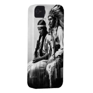 Wedding Bannock Indians iPhone 4 Cover
