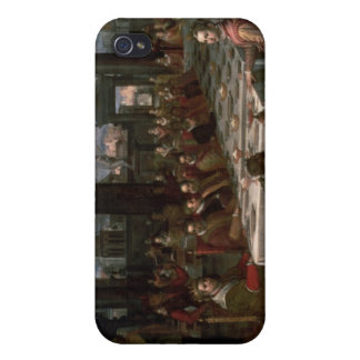 Wedding banquet iPhone 4/4S cover