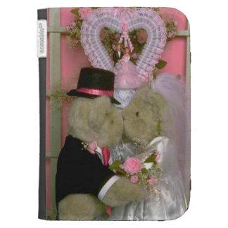 Wedding bears kindle 3 covers