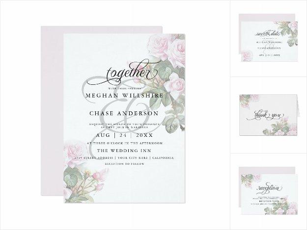 WEDDING - Beautiful Pink Roses theBarefootBride™