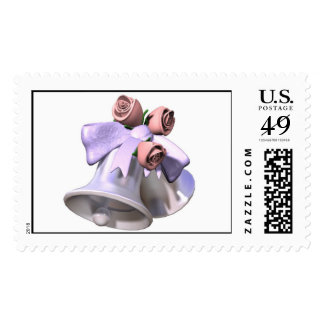 Wedding Bell Stamps