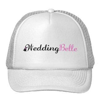 WEDDING BELLE TRUCKER HAT