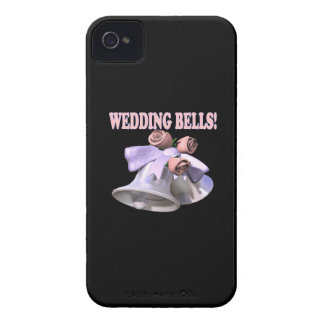 Wedding Bells 3 Case-Mate iPhone 4 Case