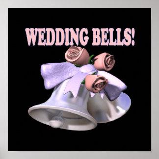 Wedding Bells 3 Posters