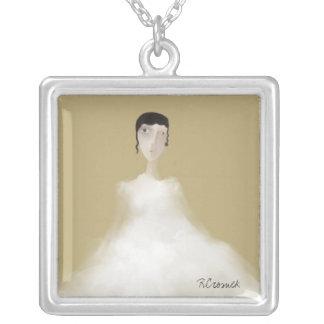 Wedding Bells are Ringing Custom Necklace