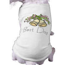 Wedding Bells Best Dog Shirt