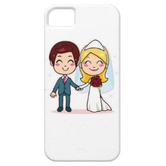 Wedding Bells iPhone 5 Cases