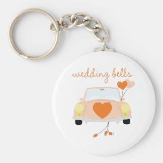Wedding Bells Keychains