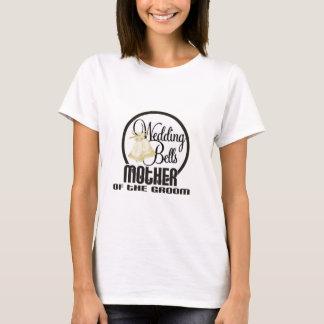 Wedding Bells Mother of the Groom T-Shirt
